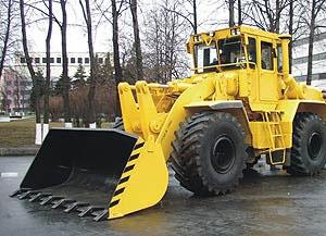 Kirovets trattori 10246